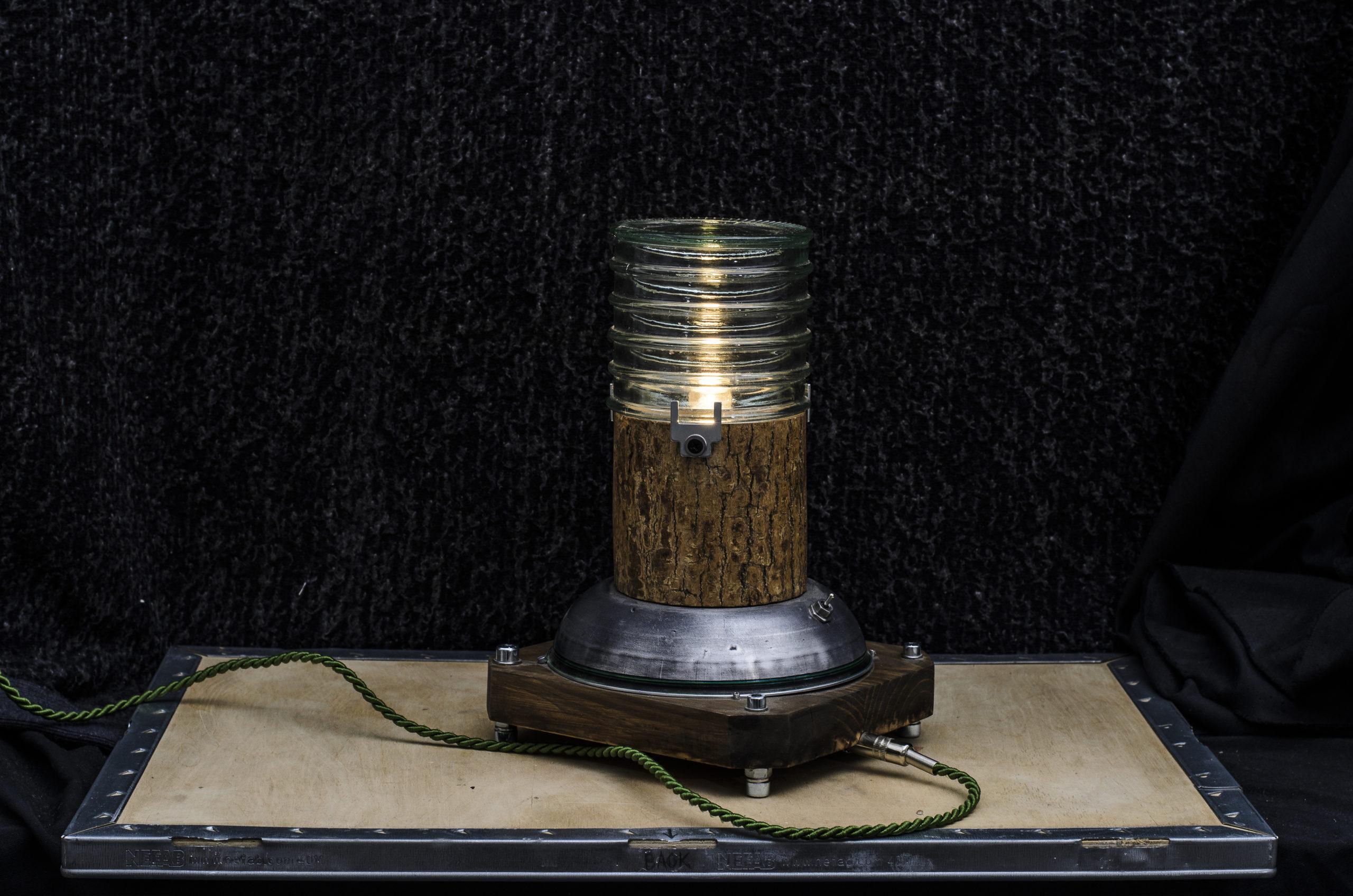 LIGTH HOUS LAMP 1 ART BY CHEM 2