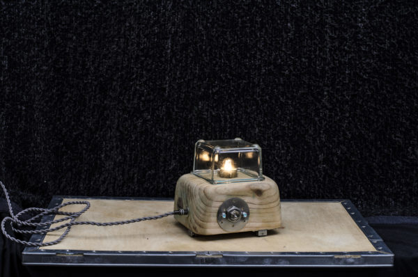 SPUTNIK LAMP ART BY CHEM 2