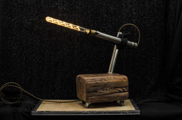 SCAFOLD LAMP ART BY CHEM